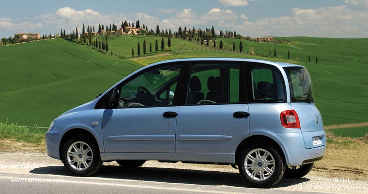 fiat multipla restyl e voiture fiat multipla auto neuve occasion. Black Bedroom Furniture Sets. Home Design Ideas