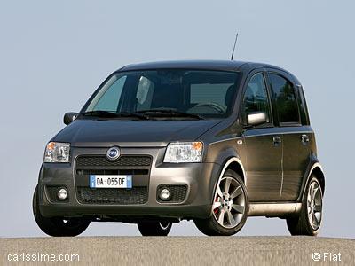 fiat panda 100 hp sport 2006 2010 voiture occasion. Black Bedroom Furniture Sets. Home Design Ideas