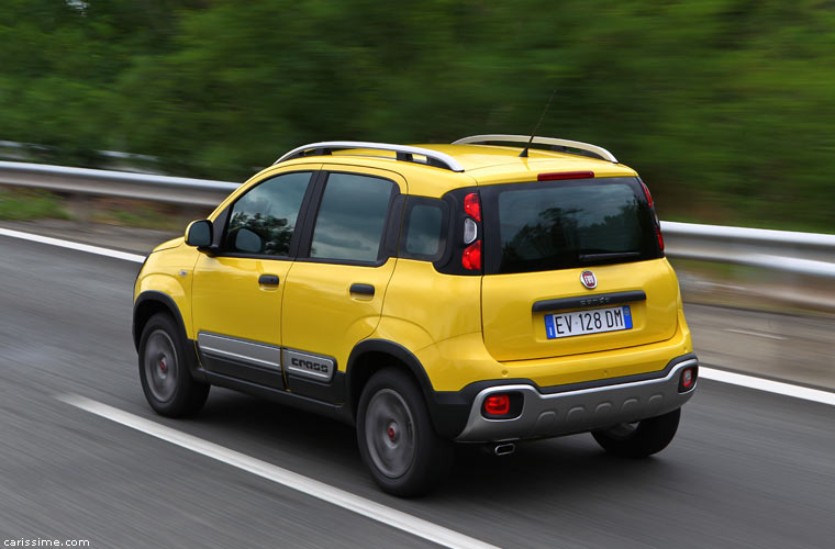 fiat panda cross 4x4 2014 carissime l 39 info automobile. Black Bedroom Furniture Sets. Home Design Ideas