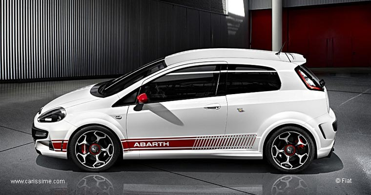 fiat punto evo abarth 2010 voiture occasion. Black Bedroom Furniture Sets. Home Design Ideas