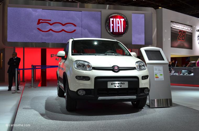 Fiat au salon automobile de paris 2012 photos for Salon de paris auto
