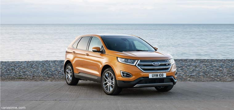 ford edge 2016 carissime l 39 info automobile. Black Bedroom Furniture Sets. Home Design Ideas