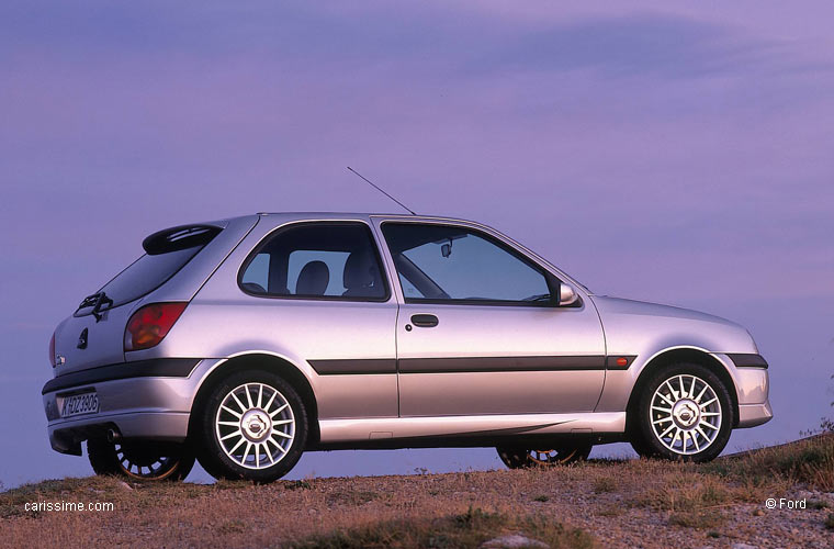 Ford Fiesta 3 Restylage 1999 Occasion