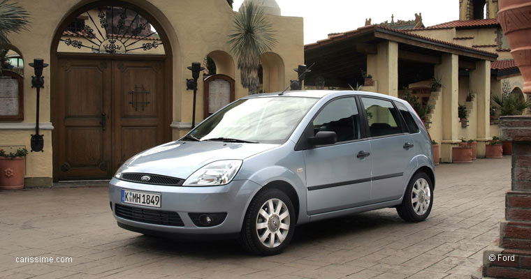 Ford Fiesta 4 Occasion
