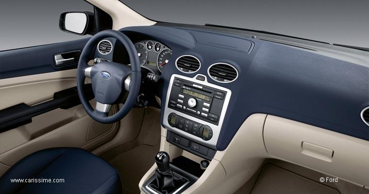 Ford focus 2 voiture neuve occasion nouveaut auto for Ford focus 2006 interieur