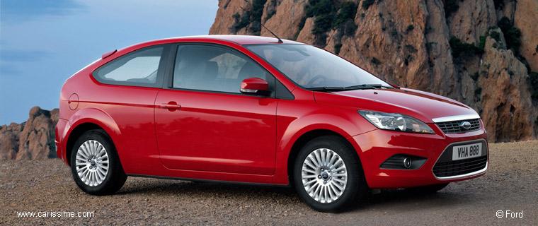 Ford focus 3 portes voiture ford focus auto neuve occasion - Voiture 5 portes occasion ...