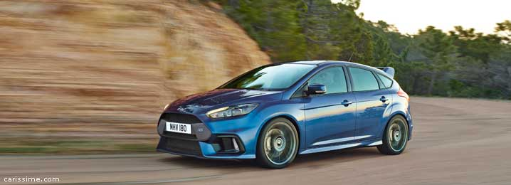 Ford Focus 4 RS