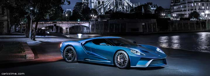 Ford GT 2016 Supercar