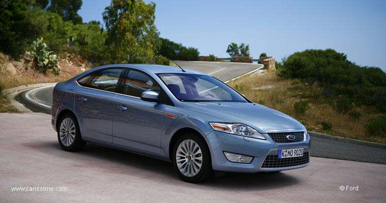 Ford Mondeo 3 Occasion