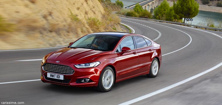 Ford Mondeo 4 Voiture Familiale 2014