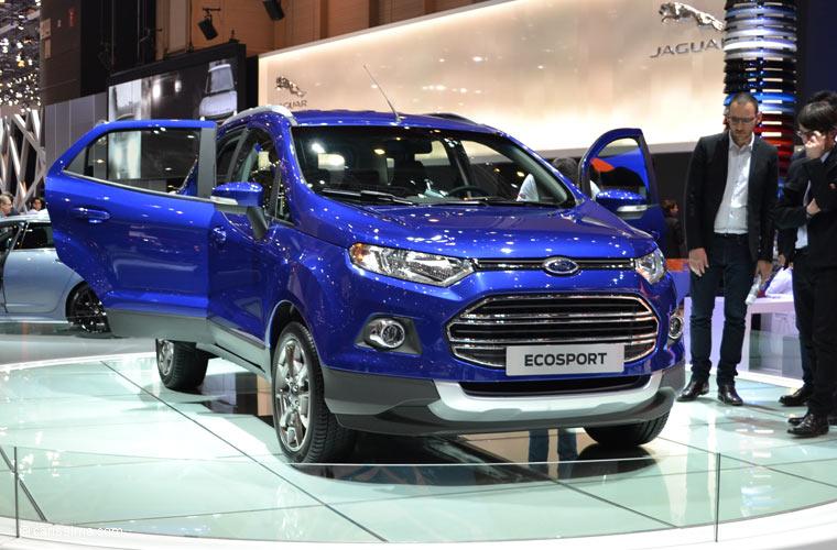 Ford au salon automobile de gen ve 2013 photos for Salon d auto geneve
