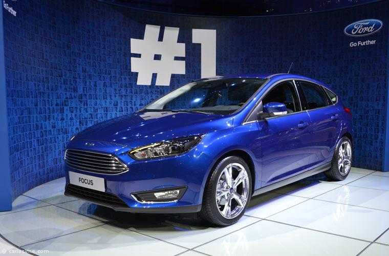 Ford au salon automobile de gen ve 2014 photos for Salon d auto geneve