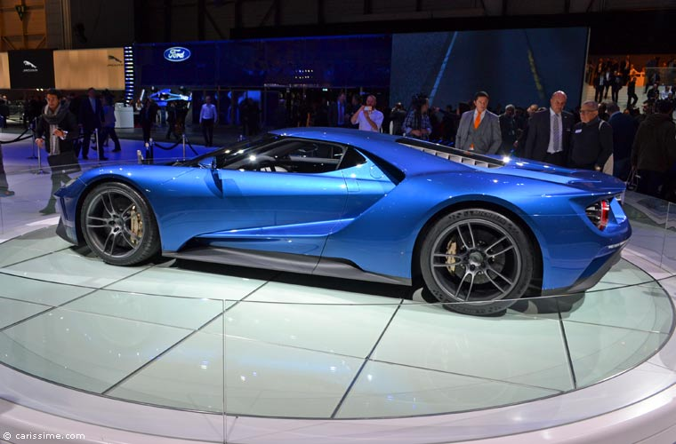 Ford au salon automobile de gen ve 2015 photos - Salon de geneve 2015 nouveaute ...