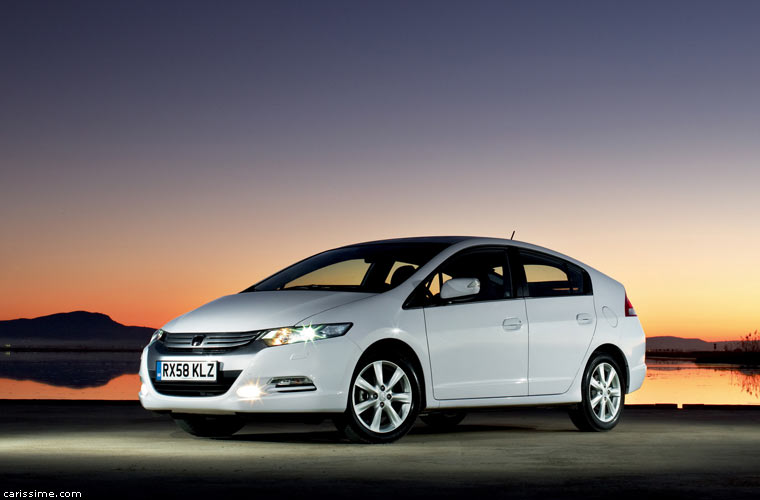 Honda Insight Hybrid 2009 / 2014