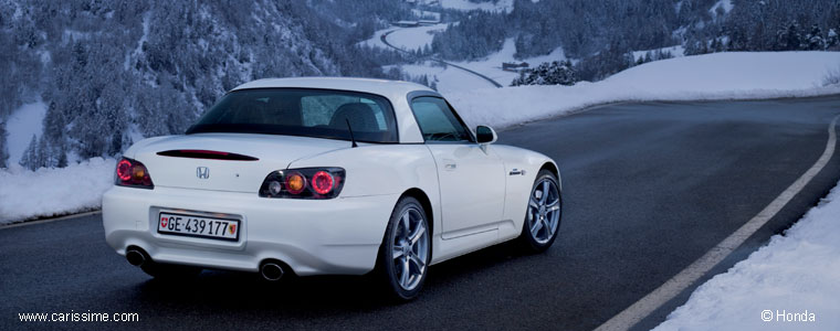 honda s2000 ultimate edition occasion. Black Bedroom Furniture Sets. Home Design Ideas