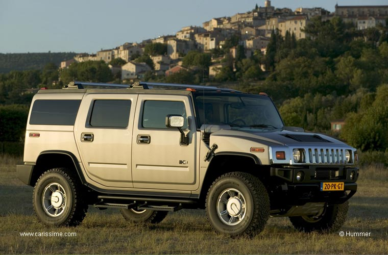 Hummer H2 Occasion
