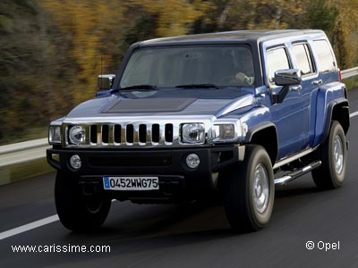 hummer h3 voiture hummer h3 auto occasion. Black Bedroom Furniture Sets. Home Design Ideas