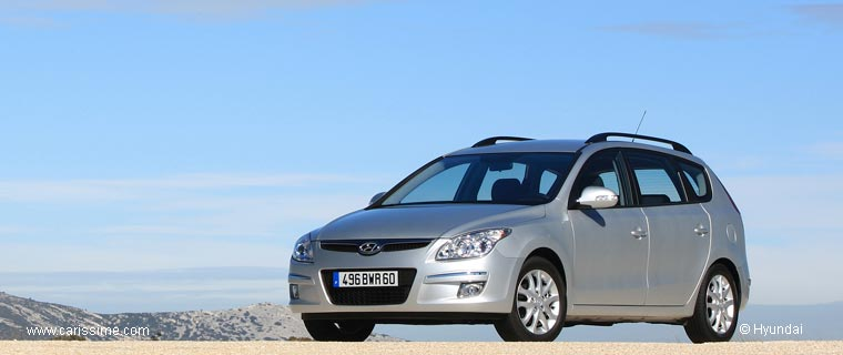 Hyundai i30 1 CW Break Occasion