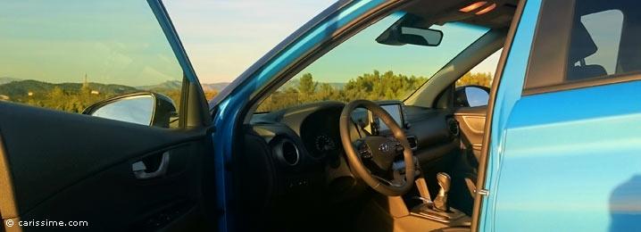 Essai Hyundai Kona Carissime L 39 Info Automobile