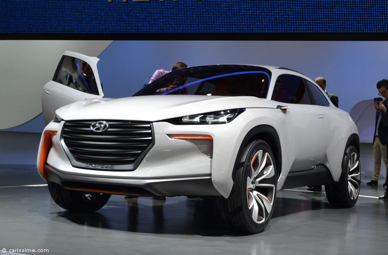 Hyundai au salon automobile de gen ve 2014 photos for Salon de geneve 2014