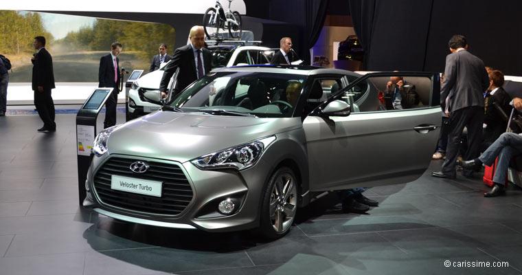 Hyundai au salon automobile de paris 2012 photos for Salon de paris auto