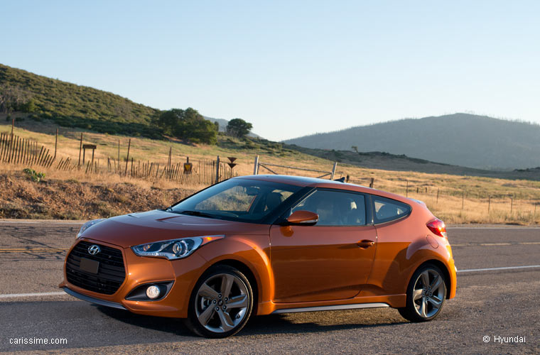 Hyundai Veloster Turbo Coupé 2012