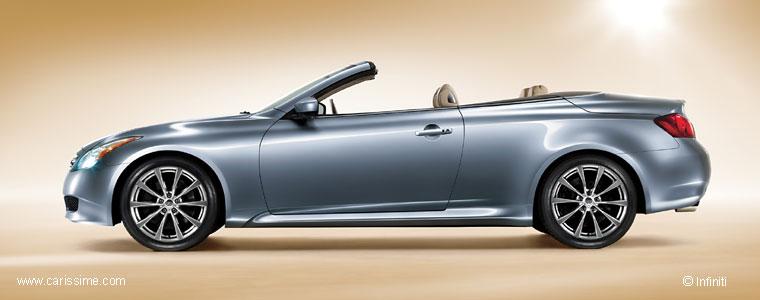 Infiniti g37 cabriolet voiture infiniti g37 cabriolet auto neuve occasion - Infiniti g37 coupe occasion ...