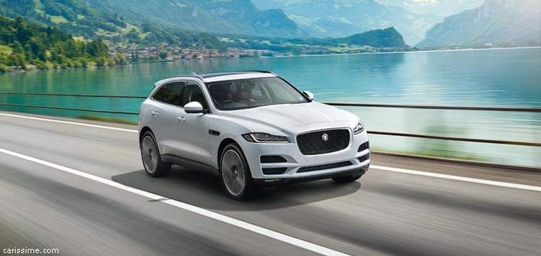 jaguar f pace 2016 carissime l 39 info automobile. Black Bedroom Furniture Sets. Home Design Ideas