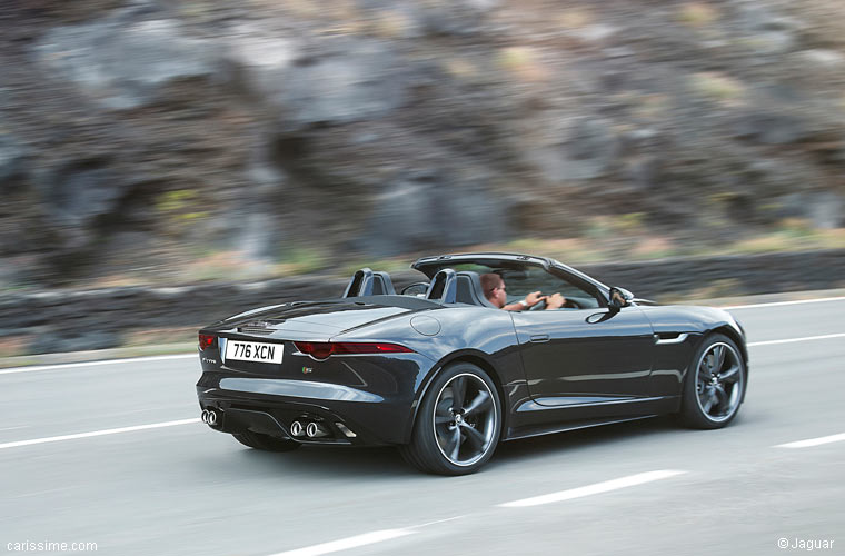 jaguar f type cabriolet 2013 carissime l 39 info automobile. Black Bedroom Furniture Sets. Home Design Ideas