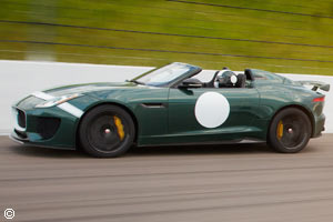 Jaguar F-Type Project 7 2015