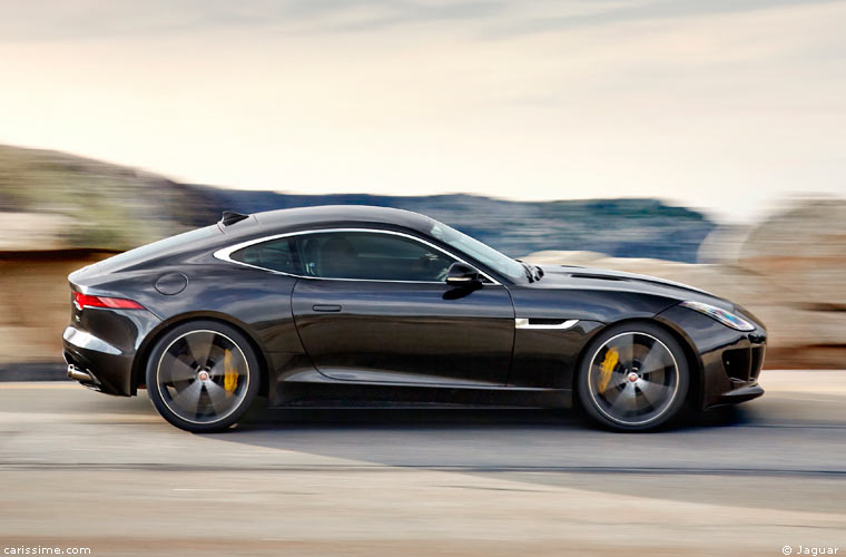 Jaguar f type r 2014 photos - Jaguar f type r coupe prix ...