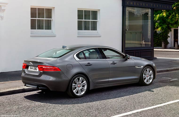 jaguar xe 2015 carissime l 39 info automobile. Black Bedroom Furniture Sets. Home Design Ideas