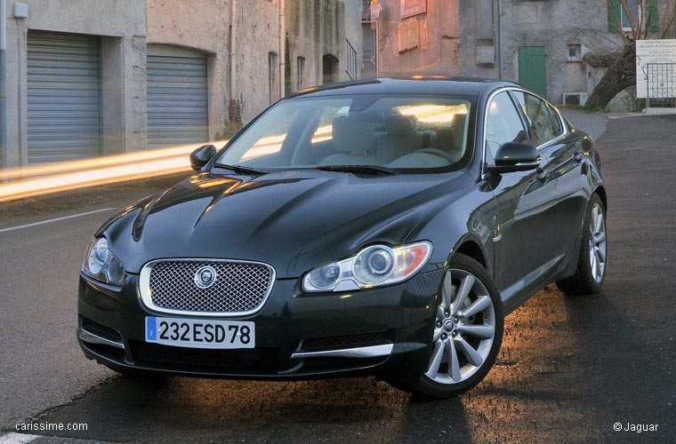 jaguar xf 2008 2011 voiture occasion. Black Bedroom Furniture Sets. Home Design Ideas