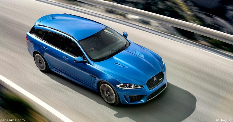 jaguar xfr s sportbrake 2014 voiture break sportif