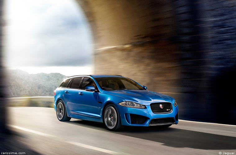 jaguar xfr s sportbrake 2014 voiture break sportif. Black Bedroom Furniture Sets. Home Design Ideas