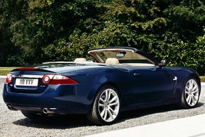 jaguar xk 2006 2009 cabriolet voiture occasion. Black Bedroom Furniture Sets. Home Design Ideas