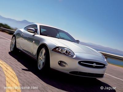 jaguar xk xkr coup 2006 2009 voiture occasion. Black Bedroom Furniture Sets. Home Design Ideas