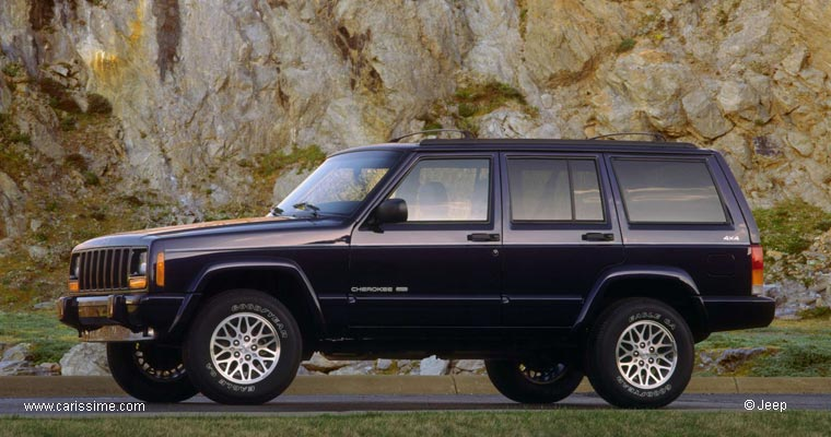 Jeep Cherokee 1 1993/2001 Occasion