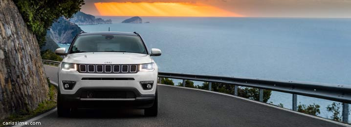 Jeep Compass 2017 SUV Compact