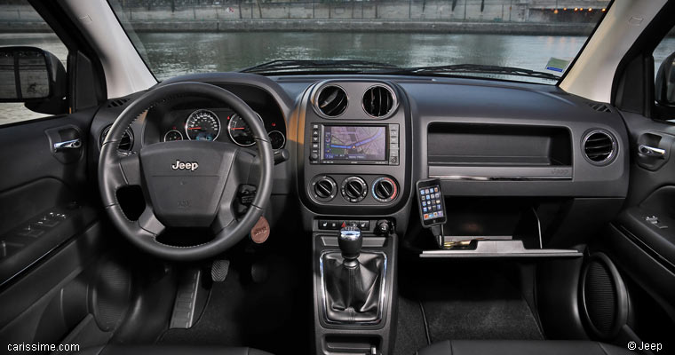 jeep compass 1 2006 2011 voiture occasion. Black Bedroom Furniture Sets. Home Design Ideas