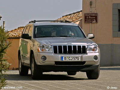 Jeep Grand Cherokee 3 2005/2007 Occasion