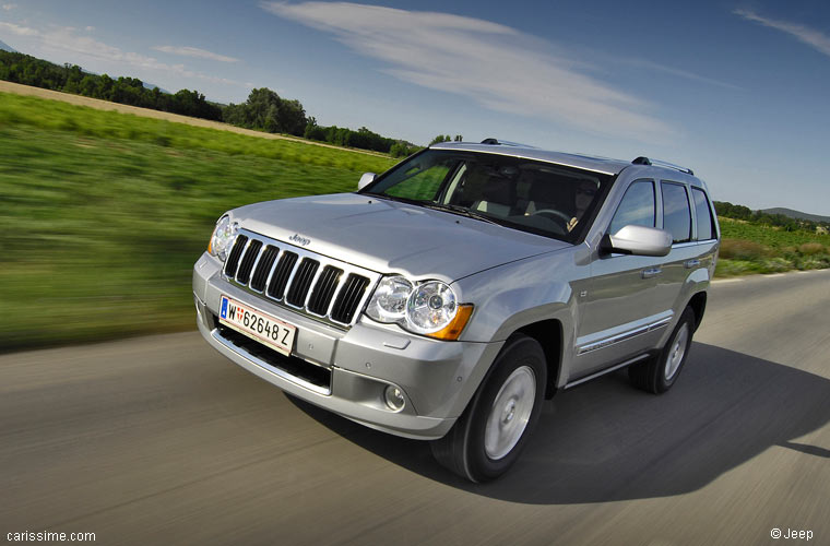 Jeep Grand Cherokee 3 restylage 2007/2010 Occasion