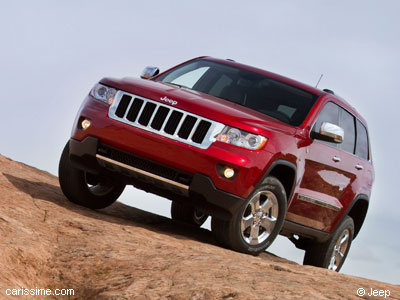 Jeep Grand Cherokee 4 2010/2013 Occasion