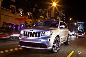 Jeep Grand Cherokee 4 2012 Occasion