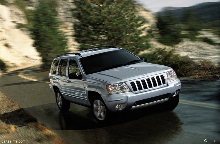 Jeep Grand Cherokee 2 1999/2005 Occasion