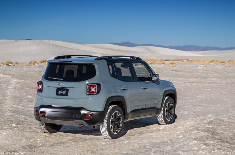 jeep renegade 2014 carissime l 39 info automobile. Black Bedroom Furniture Sets. Home Design Ideas