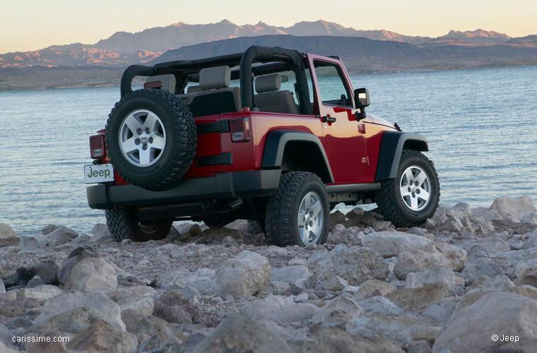 jeep wrangler 2 carissime l 39 info automobile. Black Bedroom Furniture Sets. Home Design Ideas