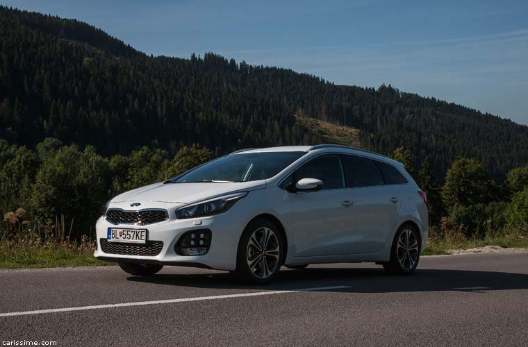 Kia Ceed Sw Break 2015 Photos