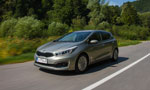 Kia Ceed 2 (2015) Compacte Restylage