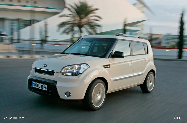 kia soul 2009 2012 voiture occasion. Black Bedroom Furniture Sets. Home Design Ideas